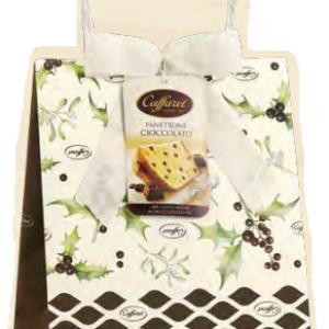 Panettone Cioccolato 1 Kg in Borsina Regalo Caffarel