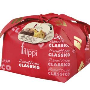 Panettone Damerino Classico 1 Kg Filippi