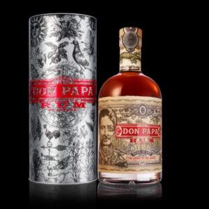 Rum Dom Papa Silver